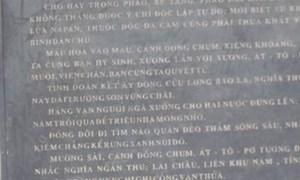 Nghĩa trang liệt sỹ Việt - Lào, công trình biểu tượng của tình đoàn kết đặc biệt Việt Nam - Lào