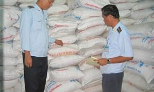 Hải quan An Giang liên tiếp phát hiện các vụ nhập lậu đường qua biên giới
