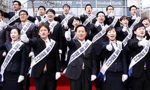 Sáp nhập ngân hàng: Kinh nghiệm từ một thương vụ ở Hàn Quốc