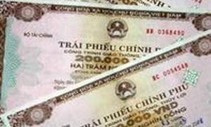 Huy động thành công 350 tỷ đồng trái phiếu Chính phủ trong phiên đấu thầu ngày 2/4
