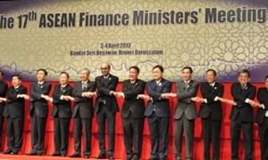 Hội nghị Bộ trưởng Tài chính ASEAN lần thứ 17 thành công tốt đẹp