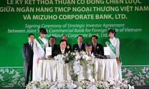 Mizuho - Vietcombank:  Diện mạo mới trong hợp tác