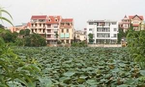 600 triệu đồng không mua nổi m2 đất đẹp Hồ Tây