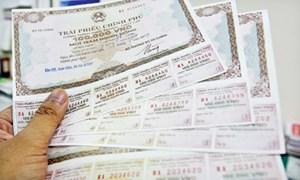 Ngày 10/04: Huy động 460 tỷ đồng trái phiếu Chính phủ bảo lãnh