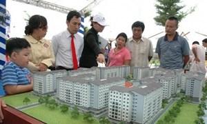 TP. Hồ Chí Minh: Chủ đầu tư nhộn nhịp chào bán căn hộ