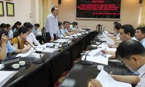 Trường Hải quan Việt Nam: Hoàn thiện khung chương trình đào tạo