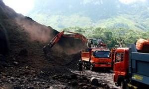 Tăng thuế xuất khẩu khoáng sản