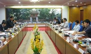 Bộ Tài chính: Gặp gỡ các đại sứ mới được bổ nhiệm