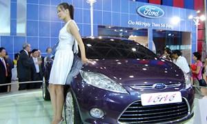 Doanh số bán hàng của Ford Việt Nam  trong tháng 4 tăng 216%