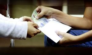 Chỉ số quản trị và hành chính công cấp tỉnh năm 2012: Đưa và nhận hối lộ vẫn còn phổ biến