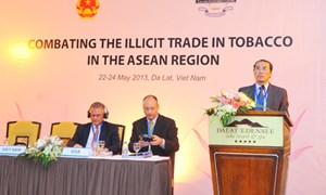 Nâng cao hiệu quả công tác chống buôn lậu thuốc lá trong khu vực ASEAN