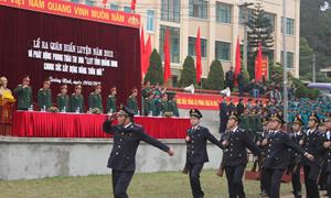 Lực lượng tự vệ Hải quan Quảng Ninh với phong trào thi đua quyết thắng