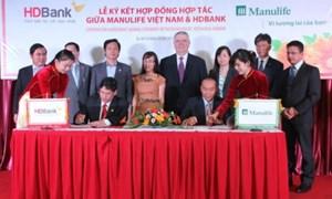 HDBank và Manulife Việt Nam ký kết hợp tác toàn diện