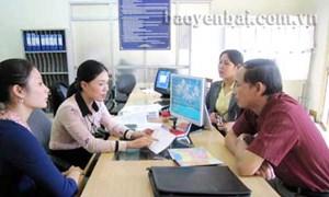 Chi cục Thuế huyện Yên Bình: Phấn đấu 6 tháng thu đạt 47% dự toán