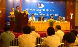 Tạo sức mạnh chung để ngành Thủy sản Việt Nam phát triển