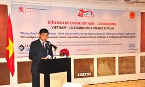 Tổ chức Diễn đàn Tài chính Việt Nam - Luxembourg