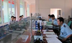 Hải quan Lào Cai:  Nỗ lực vượt khó