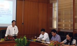 Ủy ban Chứng khoán Nhà nước tổ chức Hội nghị sơ kết 6 tháng đầu năm 2013