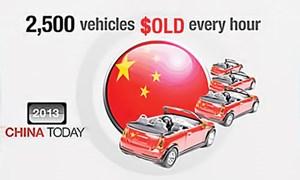 Trung lưu Trung Quốc cứu thế giới?