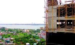 Bất động sản Hà Nội: Không tránh khỏi áp lực giảm giá