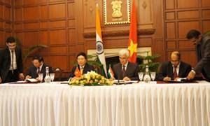 Ấn Độ dành cho Việt Nam khoản tín dụng trị giá 19,5 triệu USD