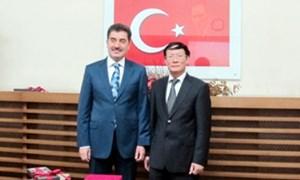 Phát triển mạnh mẽ quan hệ hợp tác tài chính Việt Nam, Thổ Nhĩ Kỳ, Tây Ban Nha và Hy Lạp