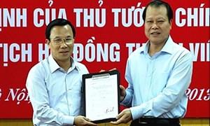 Trao Quyết định bổ nhiệm Chủ tịch Hội đồng Thành viên SCIC