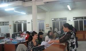 Kho bạc Nhà nước Hà Nội: Trả lại cho khách hàng 87,997 triệu đồng