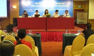 TP. Hồ Chí Minh: Đối thoại với doanh nghiệp về chính sách thuế mới