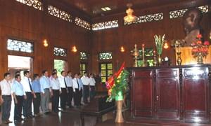 Tổng cục Thuế tặng 3 tỷ đồng cho Quỹ khuyến học xã Kim Liên, huyện Nam Đàn, Nghệ An
