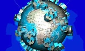 Chuyển động phức tạp của kinh tế toàn cầu