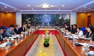 Định hướng hợp tác giữa Bộ Tài chính Việt Nam và JICA Nhật Bản