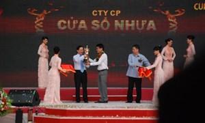 Sản phẩm mới Eurowindow nổi bật tại Vietbuild Hồ Chí Minh 2013