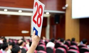 Ban hành tỷ lệ chi phí khoán cho tổ chức bán đấu giá tang vật, phương tiện tịch thu sung quỹ nhà nước