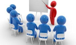 Dịch vụ đào tạo phục vụ sản xuất kinh doanh được khấu trừ thuế giá trị gia tăng