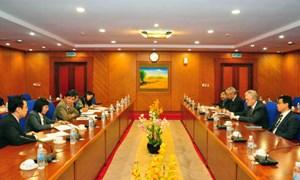 Tăng cường quan hệ đối tác giữa Việt Nam và Ngân hàng Phát triển châu Á