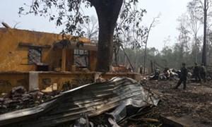 Trách nhiệm và khẩn trương chi trả bảo hiểm trước thiệt hại của Nhà máy Z121, Phú Thọ