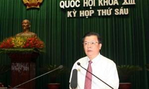 Quốc hội đề nghị Chính phủ dự báo sát hơn dự toán thu trong năm 2014