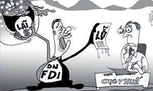 Doanh nghiệp FDI: Báo lỗ để trốn thuế