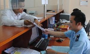 Doanh nghiệp chưa đăng kí chữ ký số vẫn được thực hiện thủ tục hải quan điện tử