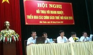 Hội nghị triển khai phổ biến các chính sách thuế mới