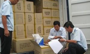 Cần sự phối hợp để quản lý hàng nhập khẩu chuyên ngành