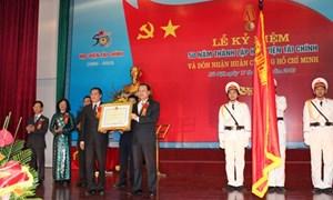 Học viện Tài chính đón nhận Huân chương Hồ Chí Minh