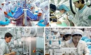 Chỉ số niềm tin kinh doanh của Việt Nam tăng điểm