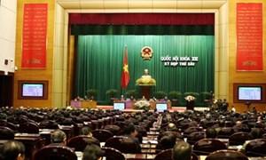 Bế mạc kỳ họp thứ 6, Quốc hội khóa XIII
