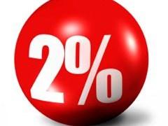 2% có làm nên chuyện?