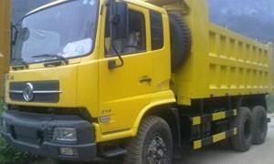 Đề nghị điều chỉnh mức giá kiểm tra đối với ô tô tải tự đổ