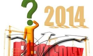 Kinh tế năm 2014 đi theo hướng nào?