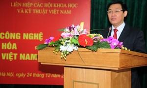 Phát triển nguồn nhân lực khoa học và công nghệ phục vụ công nghiệp hóa, hiện đại hóa trong điều kiện dân số vàng Việt Nam