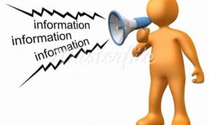 Không chịu công bố thông tin